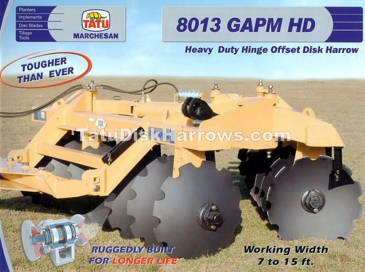 Tatu Marchesan 8013 GAPM HD - Click Image to Close